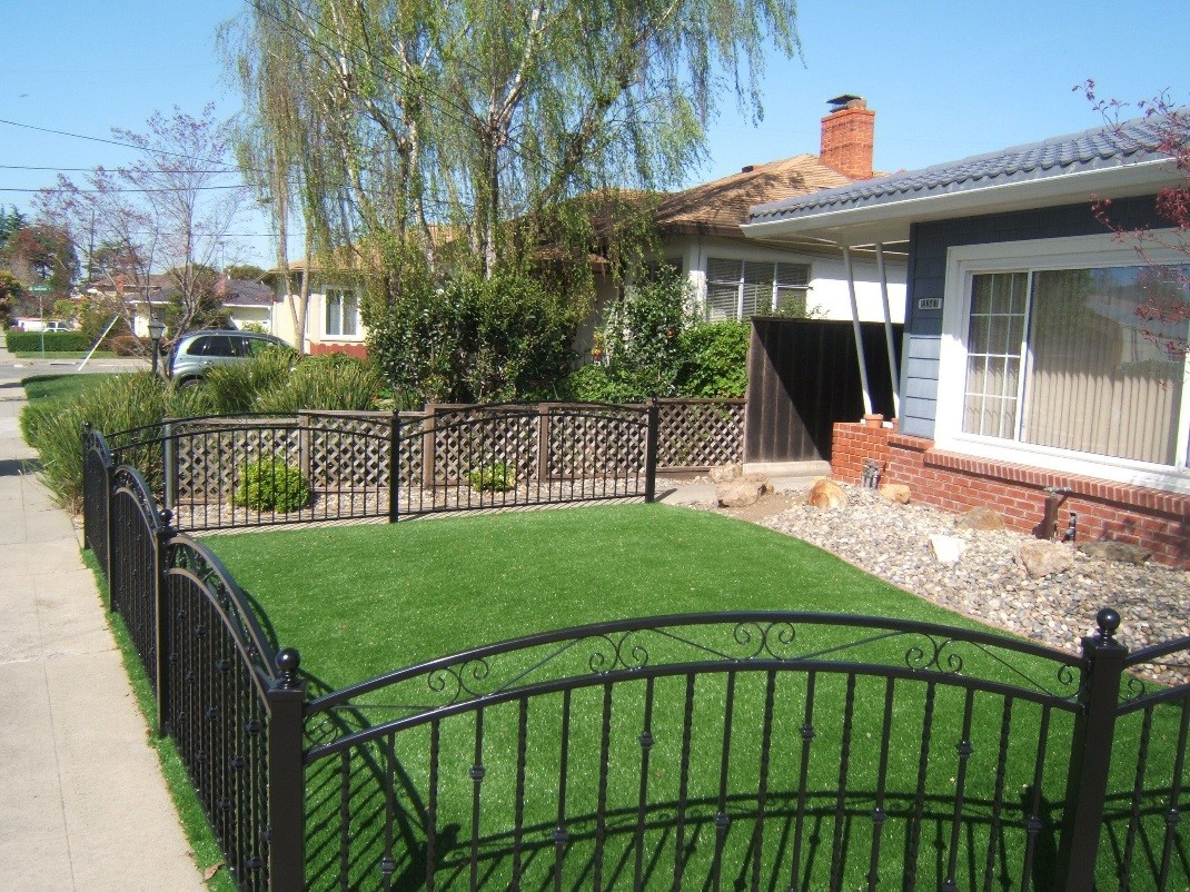 install artificial turf and enjoy fuss free backyard barbecue parties