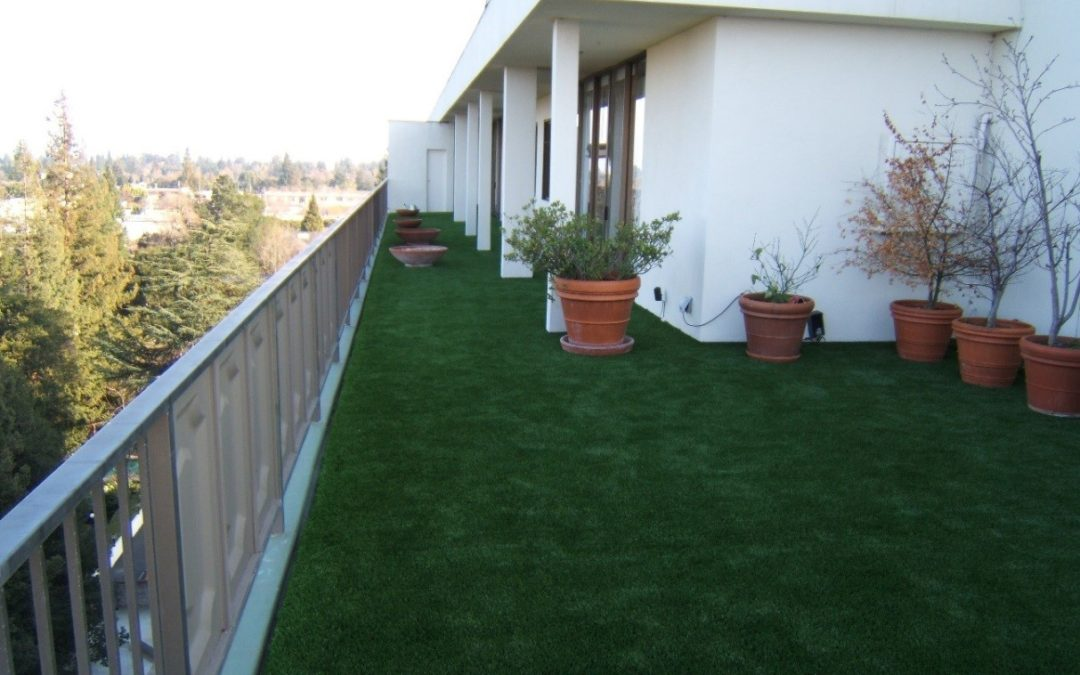 Apartment Therapy: Creating Common Areas with Quality Artificial Turf