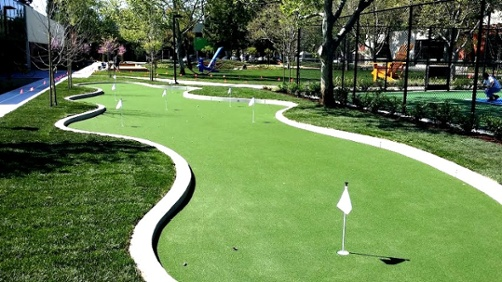 Artificial Grass for Commercial Golf