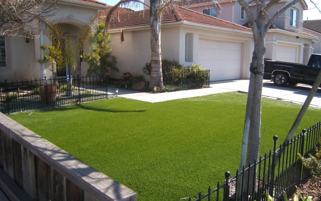 Some Advantages of Artificial Grass Installation by Professionals